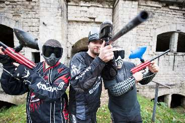 image - PAINTBALL TEMPLE